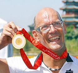 Heinz Frei aus der Schweiz